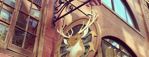 The Stag's Head is one of Craft beer around the world.