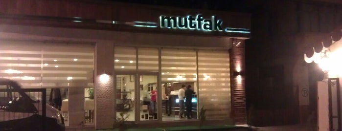Mutfak Cafe & Restaurant is one of Cafelerin.