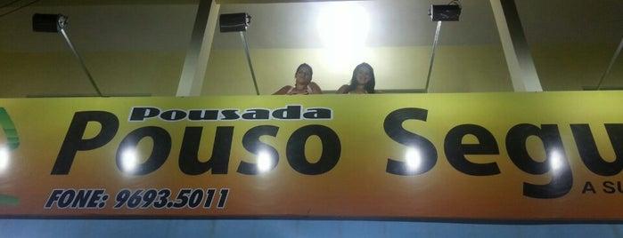 pousada pouso seguro is one of prefeitura.