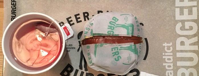 BB&Burgers is one of Бургеры в Питере.