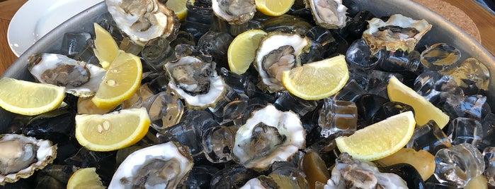 Юнга Seafood & Bar is one of Сп.