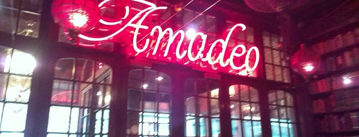 Amadeo is one of resto Brussels.