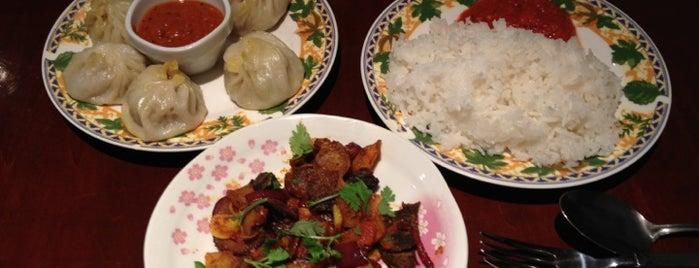 ネパール居酒屋 MOMO (モモ) is one of Asian Food.