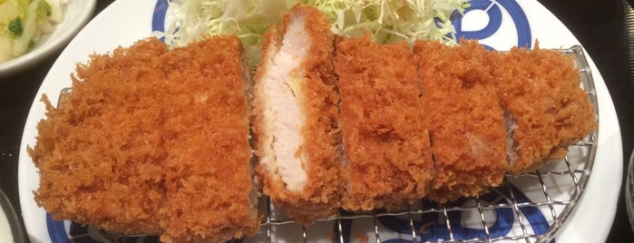 Tonkatsu Maisen is one of 渋谷ヒカリエ・宮益坂.