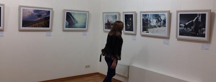 Галерея классической фотографии is one of ВыСтавки.