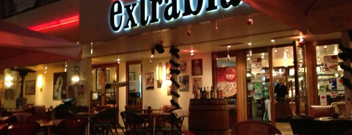 Extrablatt is one of Yerler - Antalya.