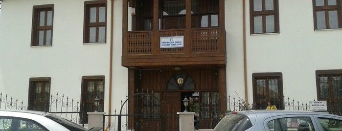 mimarlar Odası karaman is one of Mimarlık Kurumları.