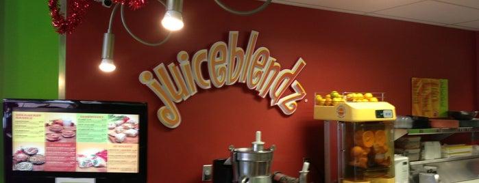 JuiceBlendz®/YoBlendz® is one of Favorite Food.