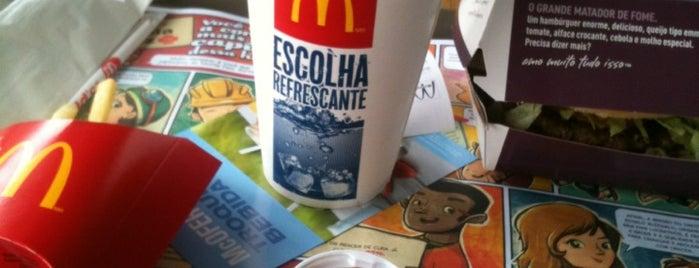 McDonald's is one of Passeios.