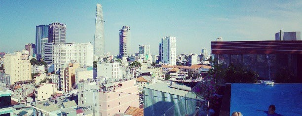 Grand Silverland Hotel is one of To do in HCMC.