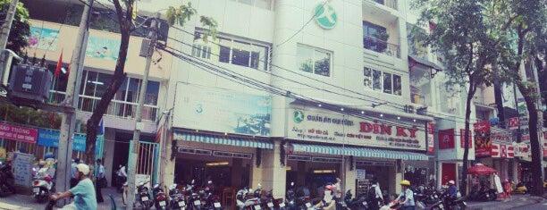 Dìn Ký Restaurant is one of Khu Tây Balo.