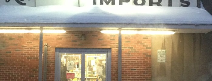 Lombardi's Imports is one of Syracuse's Northside Guide.