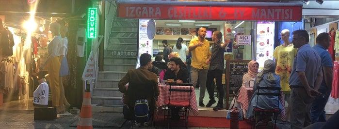 Karaelmas Ev Yemekleri is one of Gidilen & Beğenilen.