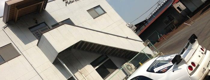 (有)ハセミモータースポーツ is one of lieu a Tokyo 3.