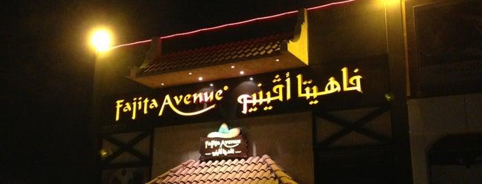Fajita Avenue is one of Restaurants in Riyadh.