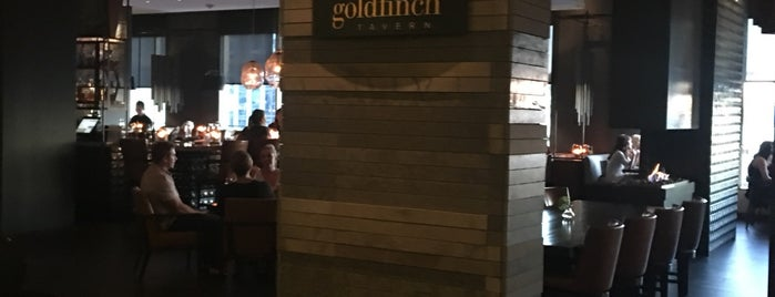 Goldfinch Tavern is one of Seattle.