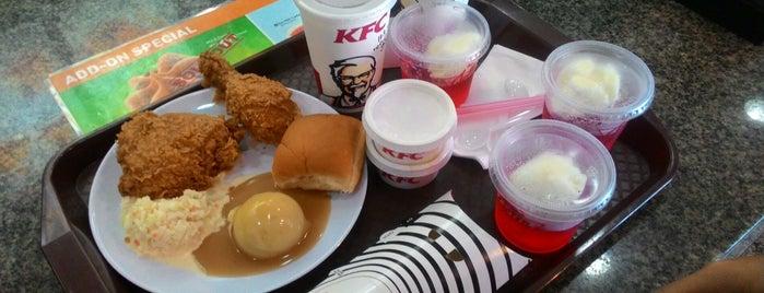 KFC is one of Makan @ Utara #7.