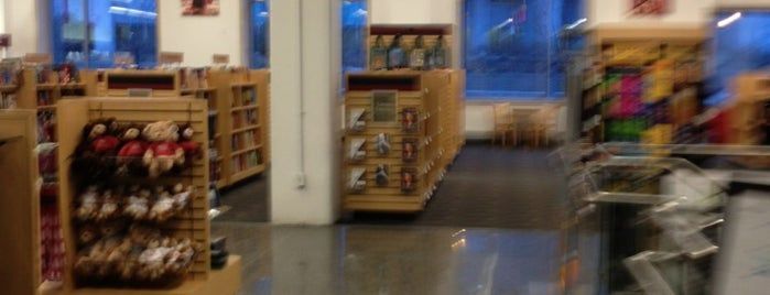 Barnes & Noble @ IUPUI is one of To SU.