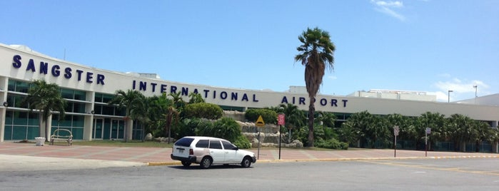 Sangster International Airport (MBJ) is one of Jamaica.
