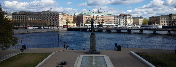 Stockholm is one of World Capitals.