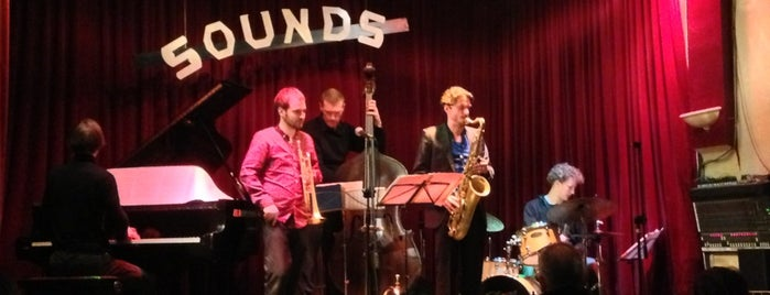 Sounds Jazz Club is one of Bruxelles, ma belle.
