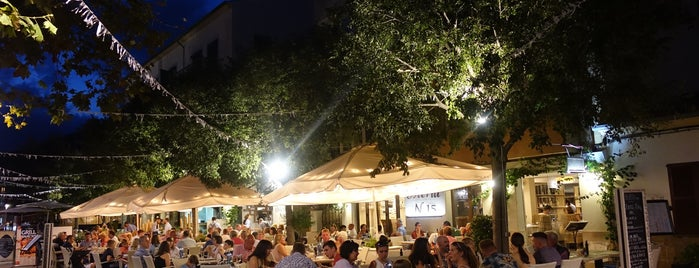 Osteria N15 is one of Restaurants Guia Bon Profit.