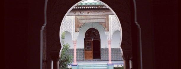 Grand Mosque of Paris is one of 100 choses à faire à Paris.