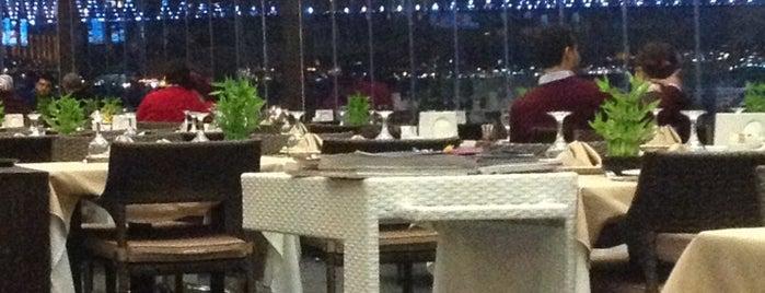 Yakamoz Restaurant is one of Best Food, Beverage & Dessert in İstanbul.