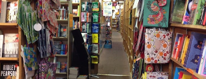 The Book Loft of German Village is one of Cbus to do list.