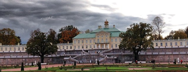 Дворцово-парковый ансамбль «Ораниенбаум» is one of Питер.