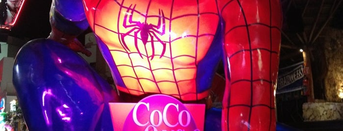 Coco Bongo is one of Ong's List.