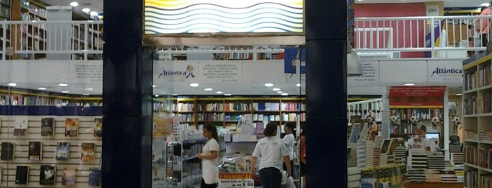 Atlântica Livraria is one of Por onde andei.