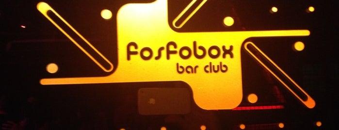 Fosfobox Bar Club is one of Rio de Janeiro.