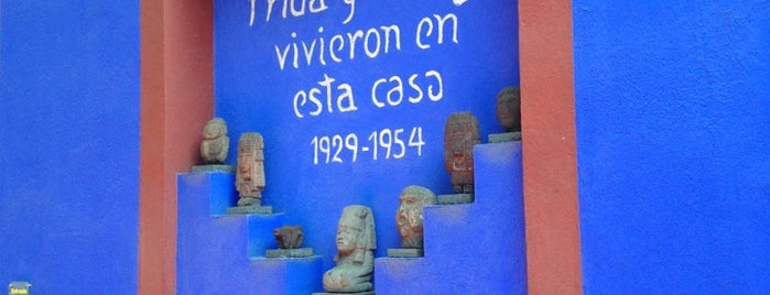 Museo Frida Kahlo is one of [To-do] DF.
