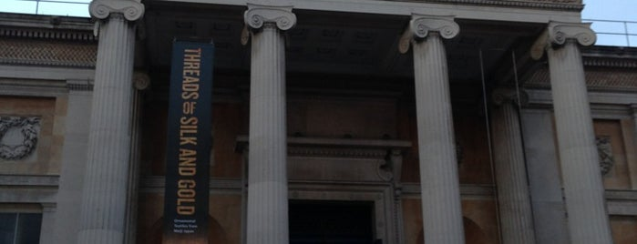 The Ashmolean Museum is one of Inspired locations of learning.