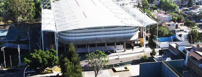 Complejo Panamericano de Voleibol is one of Instalaciones / Venues.