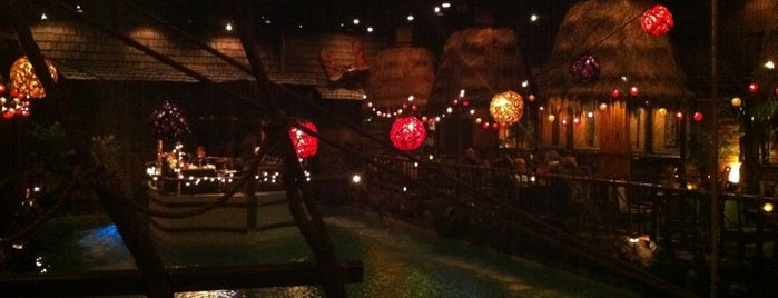 Tonga Room & Hurricane Bar is one of Great City By The Bay - San Francisco, CA #visitUS.