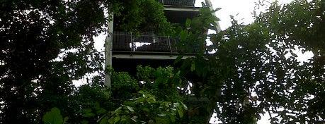 Jelutong Tower is one of Trek Across Singapore.