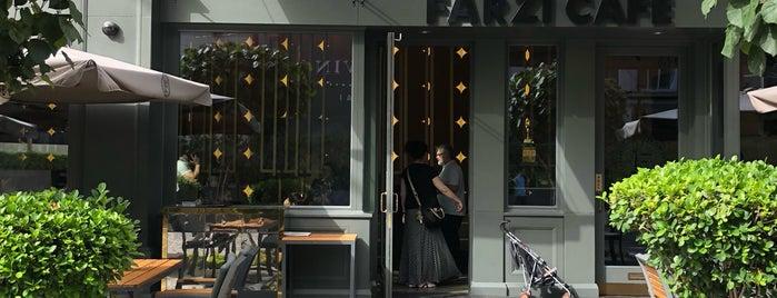 Farzi Cafe is one of Top Restaurants in Dubai.