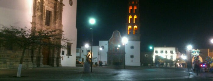 Plaza Miguel Hidalgo is one of A local's guide: 48 hours in Irapuato, Gto..