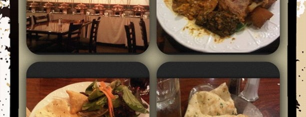 Curry Village Indian Cuisine is one of SF 7x7 Recommended Under $10.