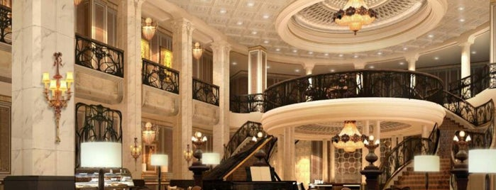 The St. Regis Moscow Nikolskaya is one of Moscow.