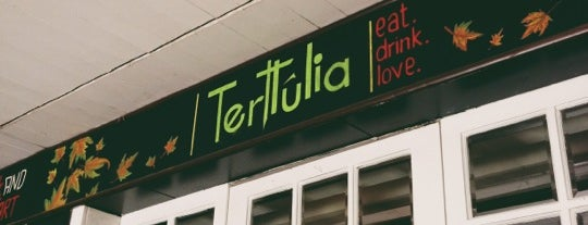 Terttulia is one of around.