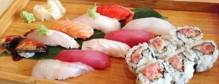 Linn Japanese Restaurant is one of aNYthing.