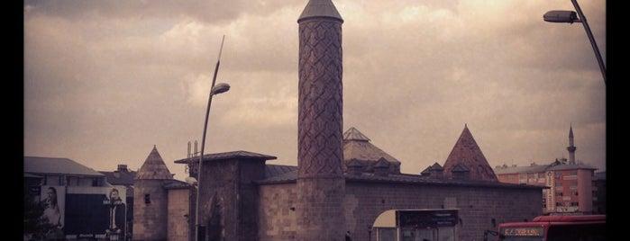 Cumhuriyet Caddesi is one of Erzurum.