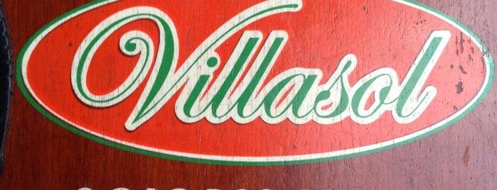 Villasol Bar & Restaurante is one of Almoço em São Paulo - Brasil.