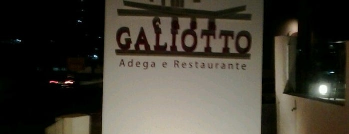 Casa Galiotto is one of Casa dos #BETAS.