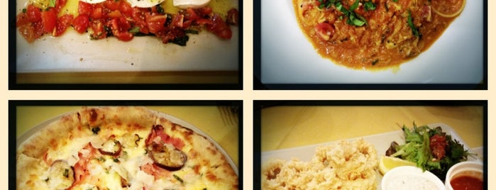 Bruno's Pizzeria & Grill is one of Singapore.