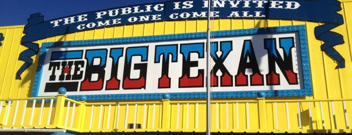 The Big Texan Steak Ranch is one of My Visited Breweries.