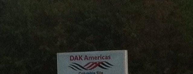 DAKAmericas is one of My Places.